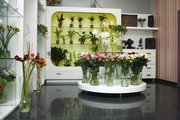 Торговое оборудование б/у для стильного магазина. Минск
