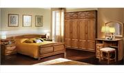 Набор мебели для спальни ''Купава'' массив новый