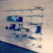 Гардеробные и стеллажные системы хранения для дома